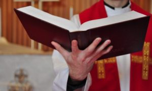 Grace: A church that believes and confesses God's Word as holy and inerrant