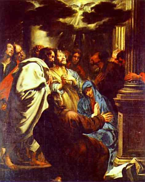 Pentecost vanDyck
