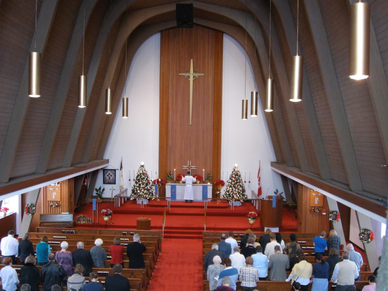 Service During Advent