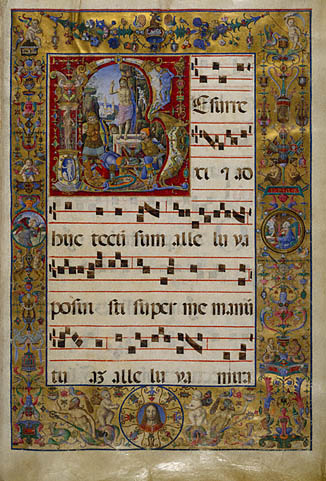 Easter Introit